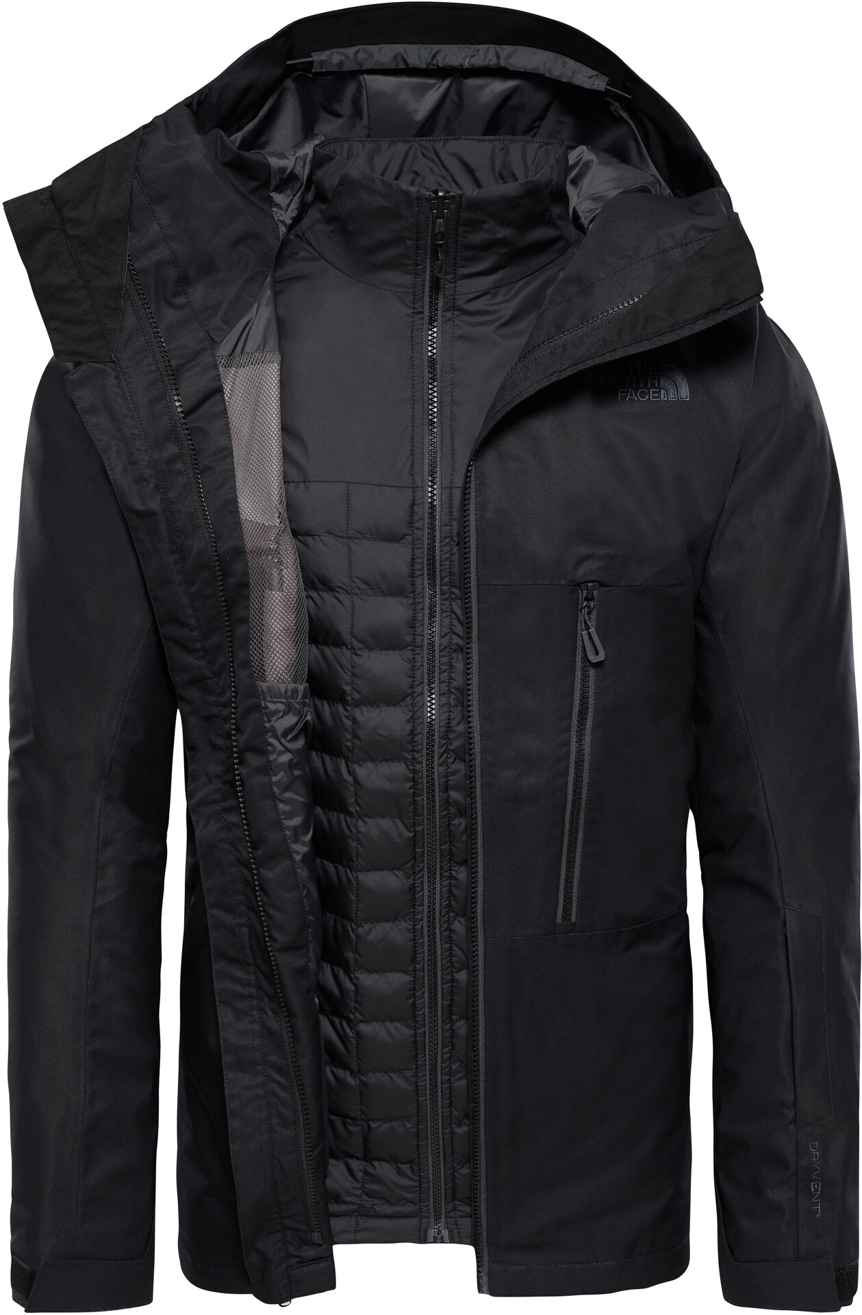 Face es Thermoball Snow Campz Chaqueta North Hombre The Negro TqwH5y